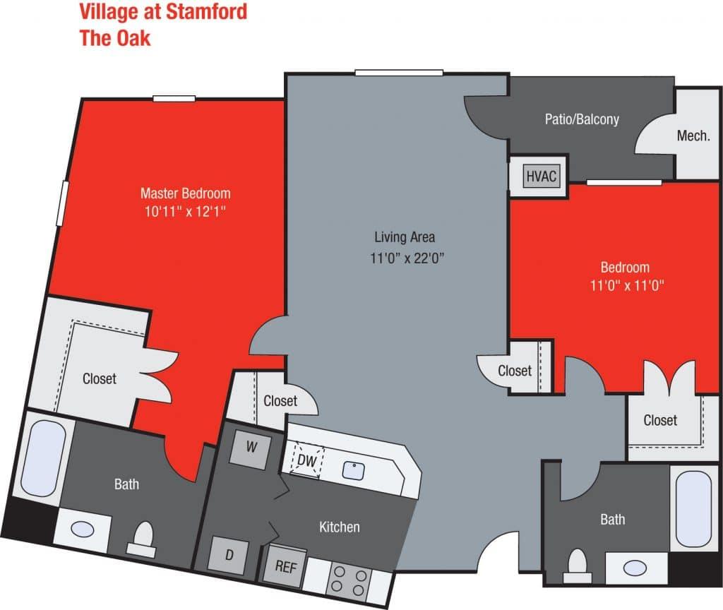 Ardenwood Apartments: Village At Stamford Apartments